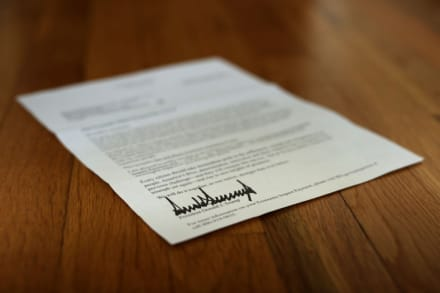 IRS lanza advertencia sobre la carta que llegó del tercer cheque