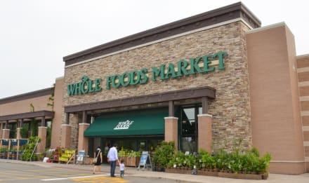 Captan a ratón paseando entre carne de supermercado Whole Foods de Amazon