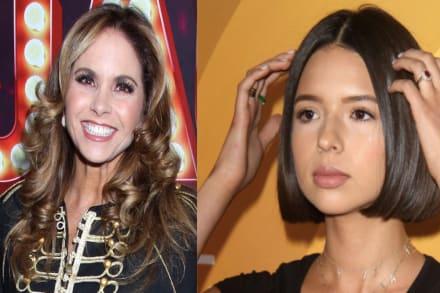 La Chacha (1 de Junio) Hija de Lucero luce impactante con maquillaje ¿Más bonita que Ángela Aguilar? (FOTOS)