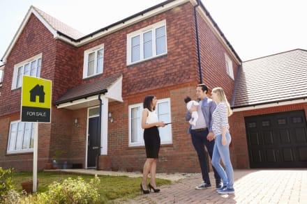 Comprar casa es fácil, revisa las tasas de interés