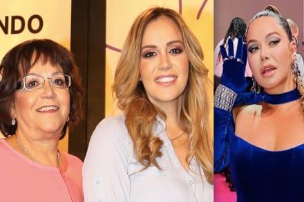 Chiquis Rivera y su hermana Jenicka mandan 'indirectas' a su abuela Rosa por la herencia de Jenni Rivera (FOTOS)
