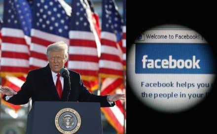 Facebook anuncia suspensión a Trump hasta el 7 de enero de 2023