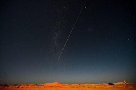 Siete asteroides pasaron por la Tierra, uno era del tamaño de un rascacielos