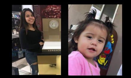 Jezabel Zamora y su hija fueron secuestradas por Kristian García (FOTOS)