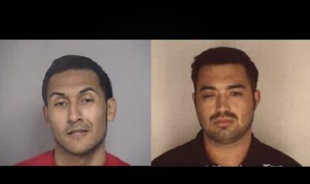 Kristian García y Rodrick García son capturados tras un caso de secuestro (FOTOS)