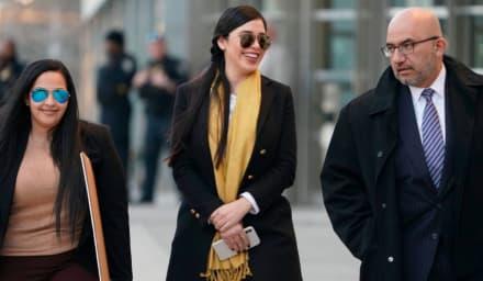 Tras declararse culpable, Veneno Sandoval y María Celeste mandan mensaje para Emma Coronel