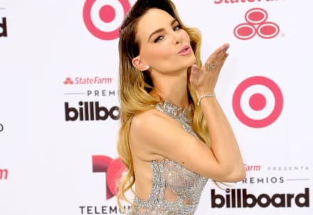 Luego de que Lupillo Rivera se quitara su tatuaje, Belinda aparece en lencería negra ¿se enojará Christian Nodal? (FOTOS)