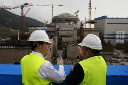 EEUU monitorea supuesta fuga en una planta nuclear china