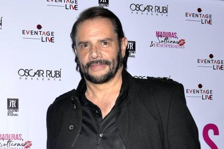 El actor Héctor Parra es detenido acusado de abuso sexual de su hija