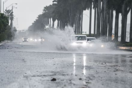 Meteorólogos de EE.UU. vigilan la posible formación de una tormenta en México