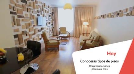 Diferentes tipos de pisos que puedes utilizar en la decoración de tu hogar (Video)
