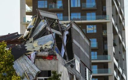 Construcción en Bélgica colapsa y deja cinco muertos, todos inmigrantes