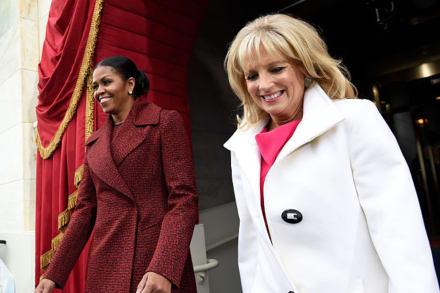 Melania Trump es humillada en pleno Día del Padre por Michelle Obama y Jill Biden