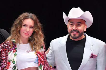 Belinda cautiva las redes con sensual baile mientras Lupillo Rivera responde a sus detractores