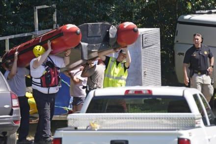 Paseo en balsa termina en tragedia para hispanos en Carolina del Norte