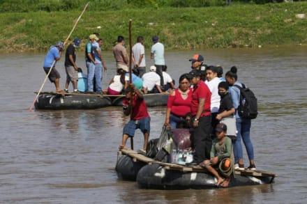 """EEUU amplía recepción de migrantes de programa """"Quédate en México"""""""