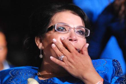 La señora Rosa habla de las acusaciones de abuso sexual de su hermana Pita Saavedra