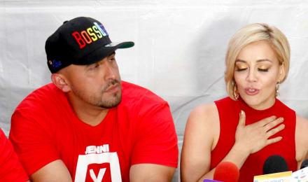 Juan Rivera le da buena noticia a Rosie Rivera tras golpe de sus sobrinos