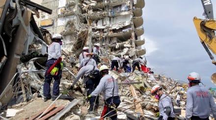"""Inspección advirtió sobre """"daños estructurales importantes"""" en edificio de Surfside"""