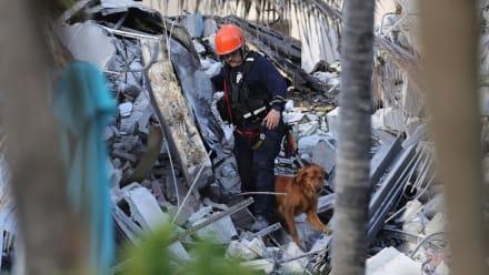 Se disipan esperanzas de sacar con vida a desaparecidos, dicen rescatistas en Surfside