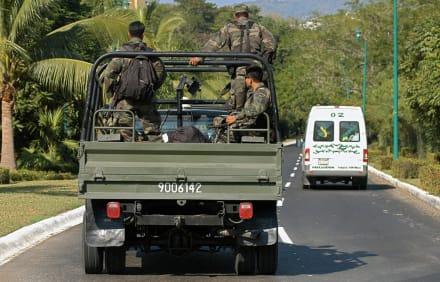 Disputas de cárteles en México registran dos masacres en menos de una semana