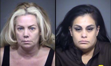 Robo en Walmart: acusan a dos mujeres por robar más de $100 mil en artículos en varios estados