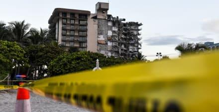 Sube a 18 el número de muertos y aún no dejan trabajar a los topos mexicanos en edificio derrumbado de Miami