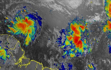 Se forma tormenta tropical Elsa en el Atlántico y podría pasar por Florida