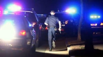 Fuerte enfrentamiento con policía de Massachusetts deja a 11 sospechosos detenidos (FOTOS)