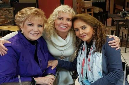 ¡El espectáculo de luto! Muere Gloria Funtanet, directora de la Plaza de las Estrellas en México (FOTOS)