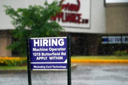 En EE.UU. aumenta el numero de personas que solicitan ayuda por desempleo