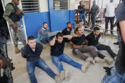 Detienen 15 hispanos involucrados en asesinato de presidente de Haití