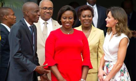 Martine Moise recuerda cómo hombres armados mataron a tiros a su esposo, el presidente de Haití