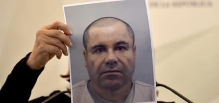 Revelan que El Chapo Guzmán escapó desnudo con su amante una vez