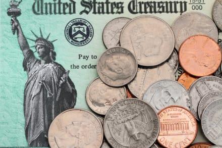 ¿Cuánto dinero recibiré del cheque del 13 de agosto?