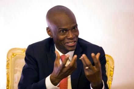 Esposa del presidente de Haití, habla desde el hospital del ataque a su marido (FOTOS)