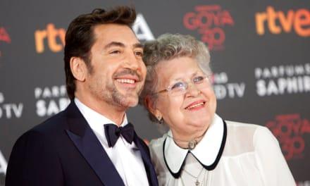 Muere la actriz Pilar Bardem, mamá de Javier Bardem, y los famosos la despiden con cariño
