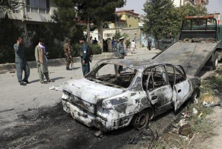 Tras crimen de presidente de Haití, confirman atentado al presidente de Afganistán (FOTOS)