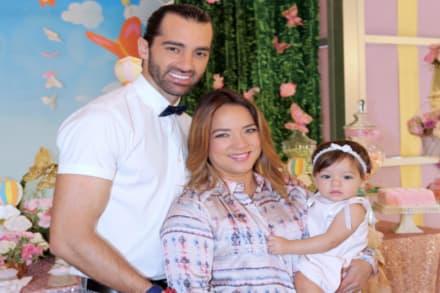 Adamari López llora frente a Alaïa; le dicen que la niña se ve más feliz con Toni Costa (VIDEO)