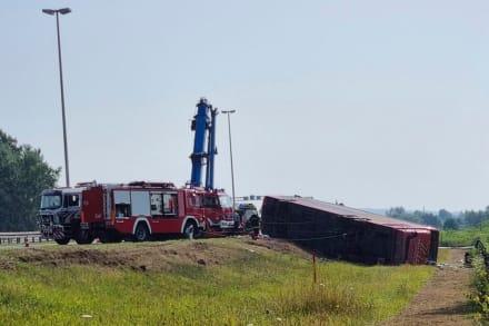 Accidente de autobús deja 10 muertos y 44 heridos en Croacia
