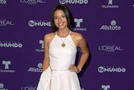 ¿Se pasó de atrevida? Ángela Aguilar presume su cinturita de avispa en top escotado (FOTOS)