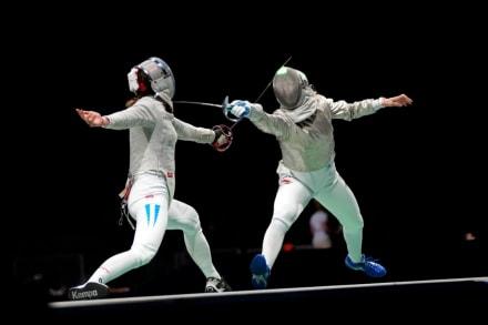 Propuesta de matrimonio en Olimpiadas de Tokio: sorprenden a atleta en transmisión en directo