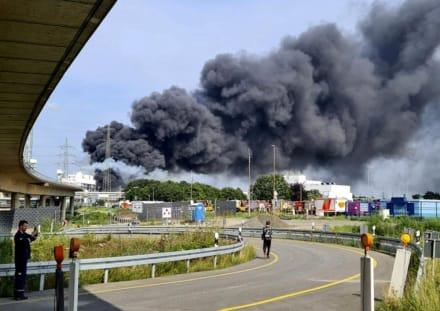 Explosión en Alemania deja al menos 1 muerto y 4 desaparecidos (FOTOS)