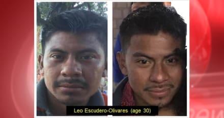 Crónica: Cuando Leo Escudero supo que lo buscaban, se desapareció del mapa