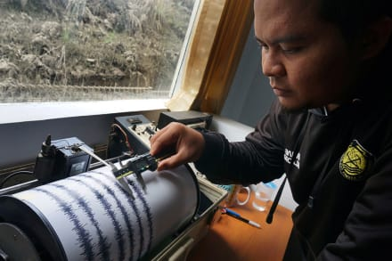 Sismo de 6.1 grados sacude costa de Perú