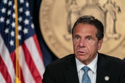Andrew Cuomo, gobernador de Nueva York, acosó a varias mujeres, anuncia la Fiscalía