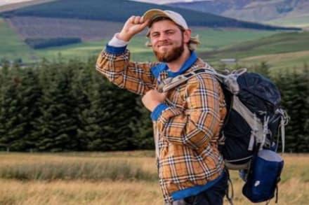 Muere al caer 200 metros desde una montaña, el famoso Youtuber Albert Dyrlund (FOTOS)