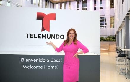 María Celeste recuerda que hace un año la corrieron de Telemundo (FOTO)
