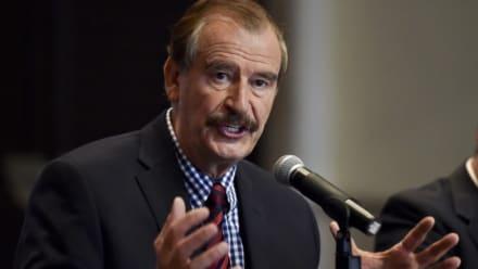 El expresidente de México, Vicente Fox y su esposa Martha Sahagún son hospitalizados por COVID-19