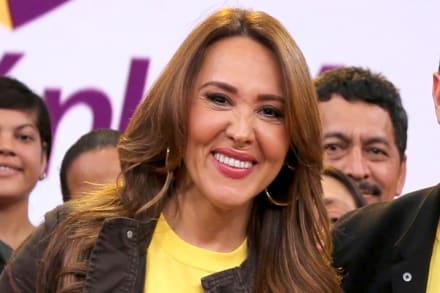Critican a conductora de El Gordo y La Flaca por no peinarse en boda